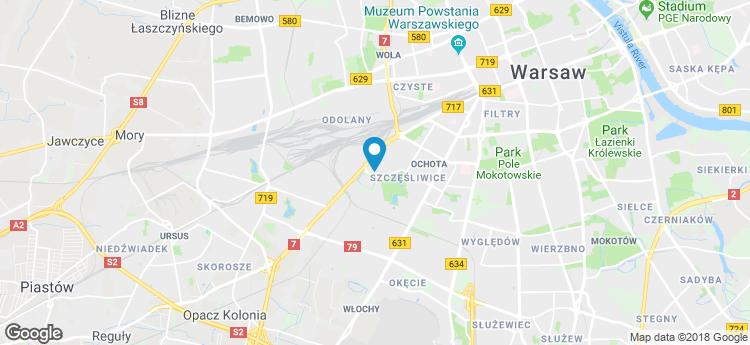 Adgar Park West D static map