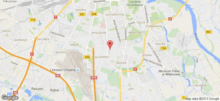Allianz HQ static map