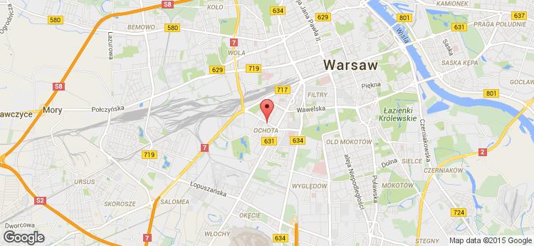 Bitwy Warszawskiej Business Center static map