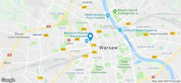 Browary Warszawskie - Biura przy Warzelni static map