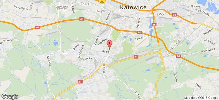 Brynowska 72 static map