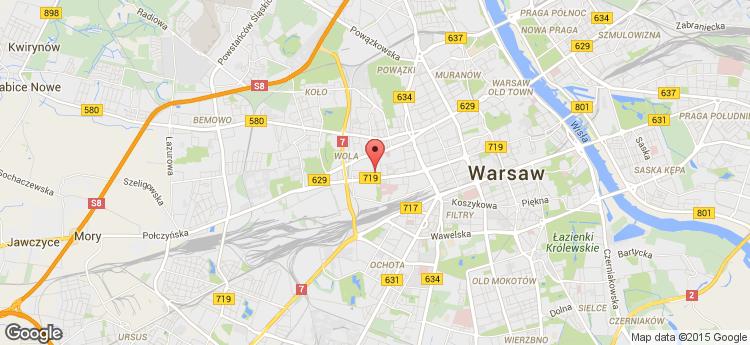 Business House Płocka static map