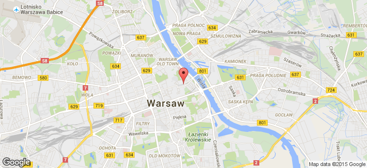 Carpathia Office House static map