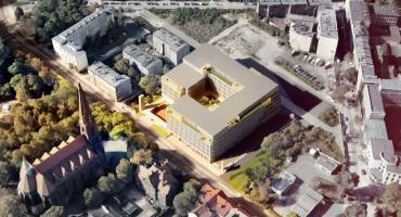 Centrum Biurowe Mikołowska - building A
