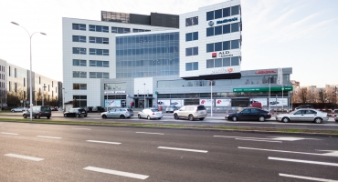 Centrum Biurowe Ostrobramska 101a