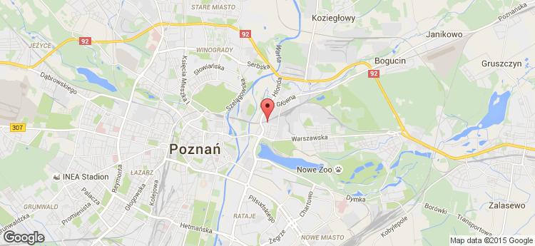 Centrum Biurowe Podwale static map