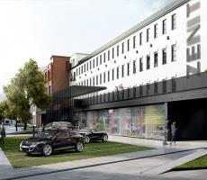 Centrum Biurowe ZENIT II