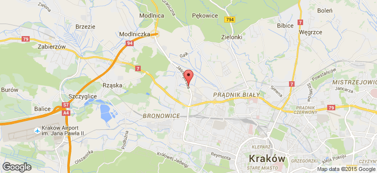 Centrum Jasnogórska 44 static map
