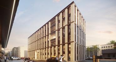 DĄBRÓWKI Extra Office building