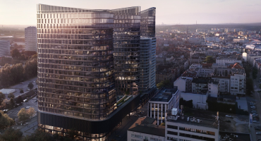 DĄBRÓWKI Office Tower B