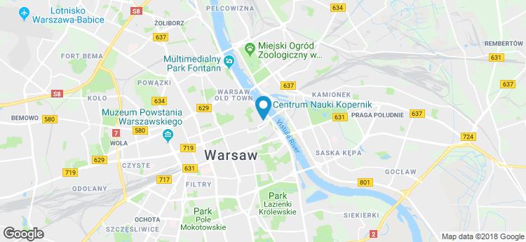 Elektrownia Powiśle - Budynek B4 static map