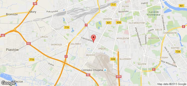 Flanders Business Park B static map