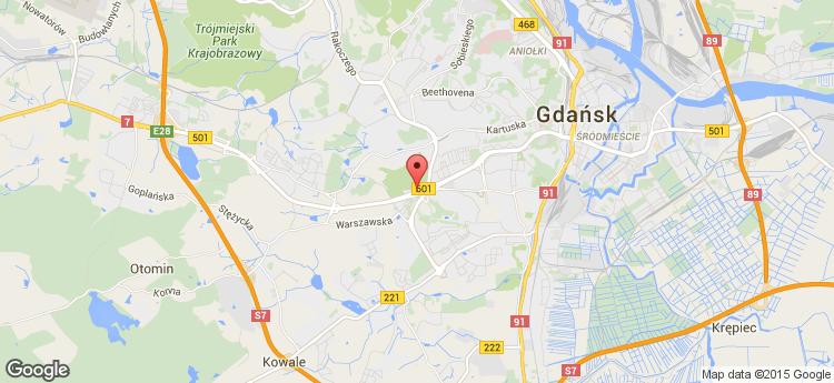 Forum Gdańsk (II etap) static map