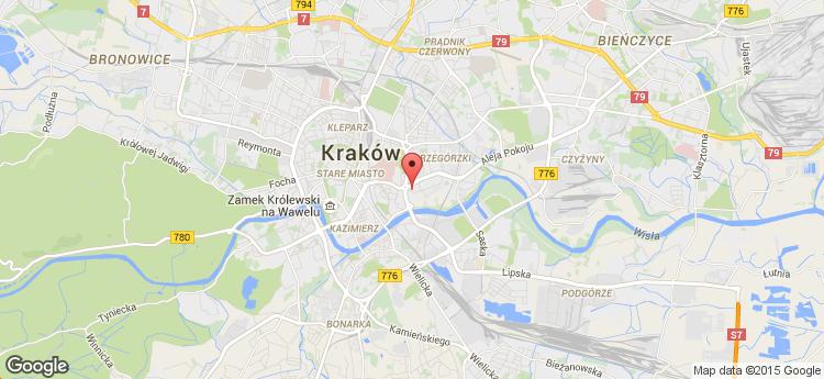 K1 static map