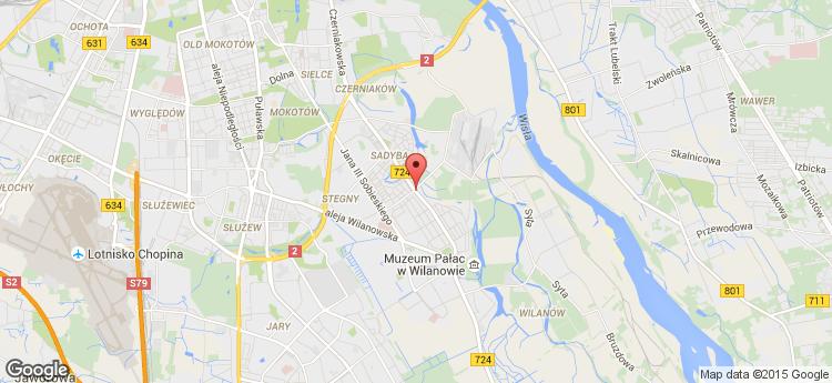 Media Business Center static map