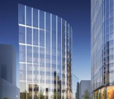 Mennica Legacy Tower - Budynek Zachodni