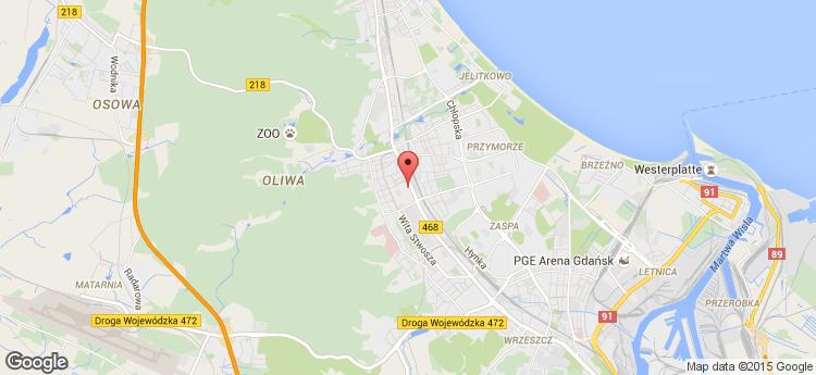 Olivia Business Centre - Olivia Six static map