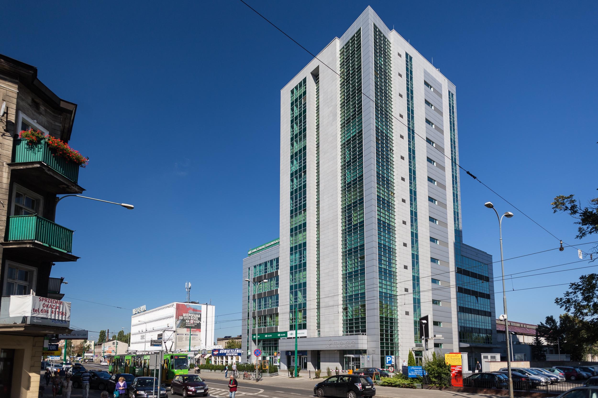 Omega Ul Dąbrowskiego 79 A Poznań Biuro Do Wynajęcia