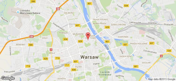 Pałac Jabłonowskich Citi Handlowy static map