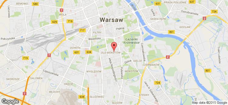 Pasaż Wiśniowa - Wiśniowa 40 static map