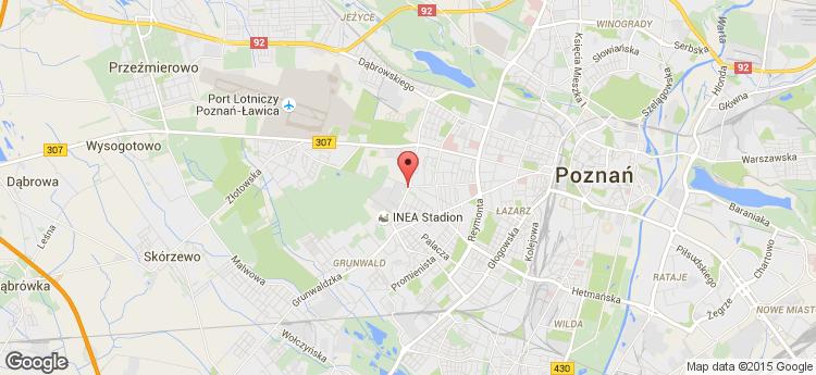 PGK Centrum I static map