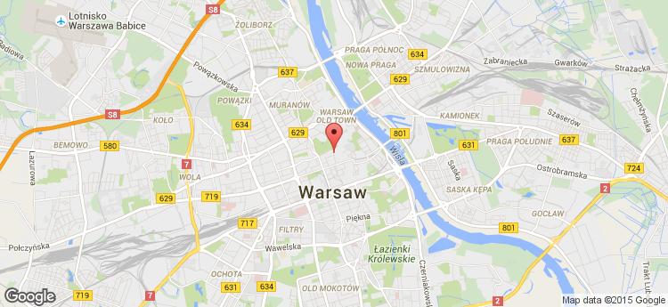 Plac Małachowskiego static map