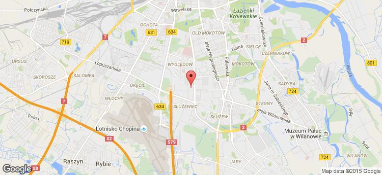 Platinium Business Park V static map