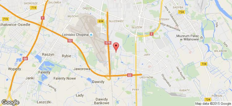 Poleczki Park Berlin static map