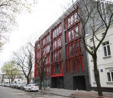 Portico Office Building