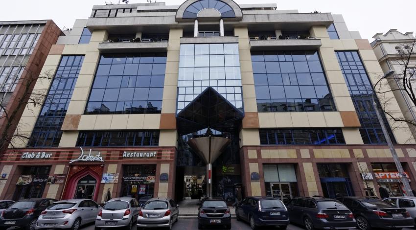 Roma Office Center