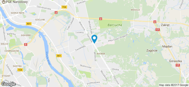 Stacja Międzylesie static map