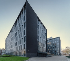 University Business Park A