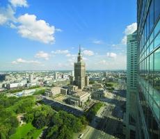 Warsaw Financial Center
