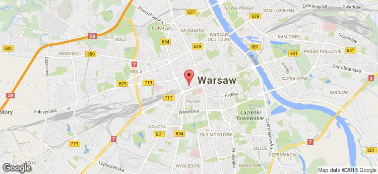 Warta Tower static map