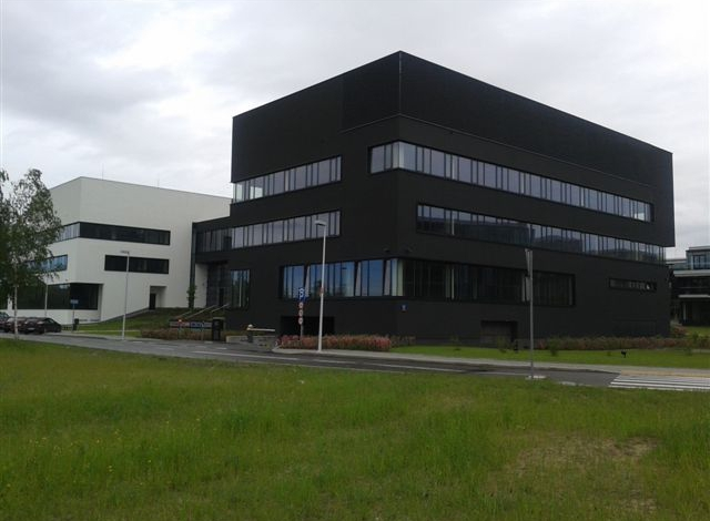 Wilanów Office Park BE FREE