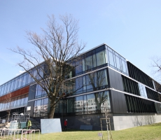 Wilanów Office Park BE THE ONE