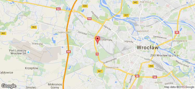 Wojdyła Business Park I static map