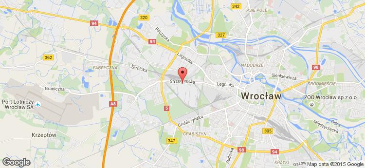 Wrocławski Park Biznesu I Building 1b static map