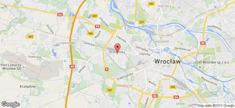 Wrocławski Park Biznesu I Building 2a static map